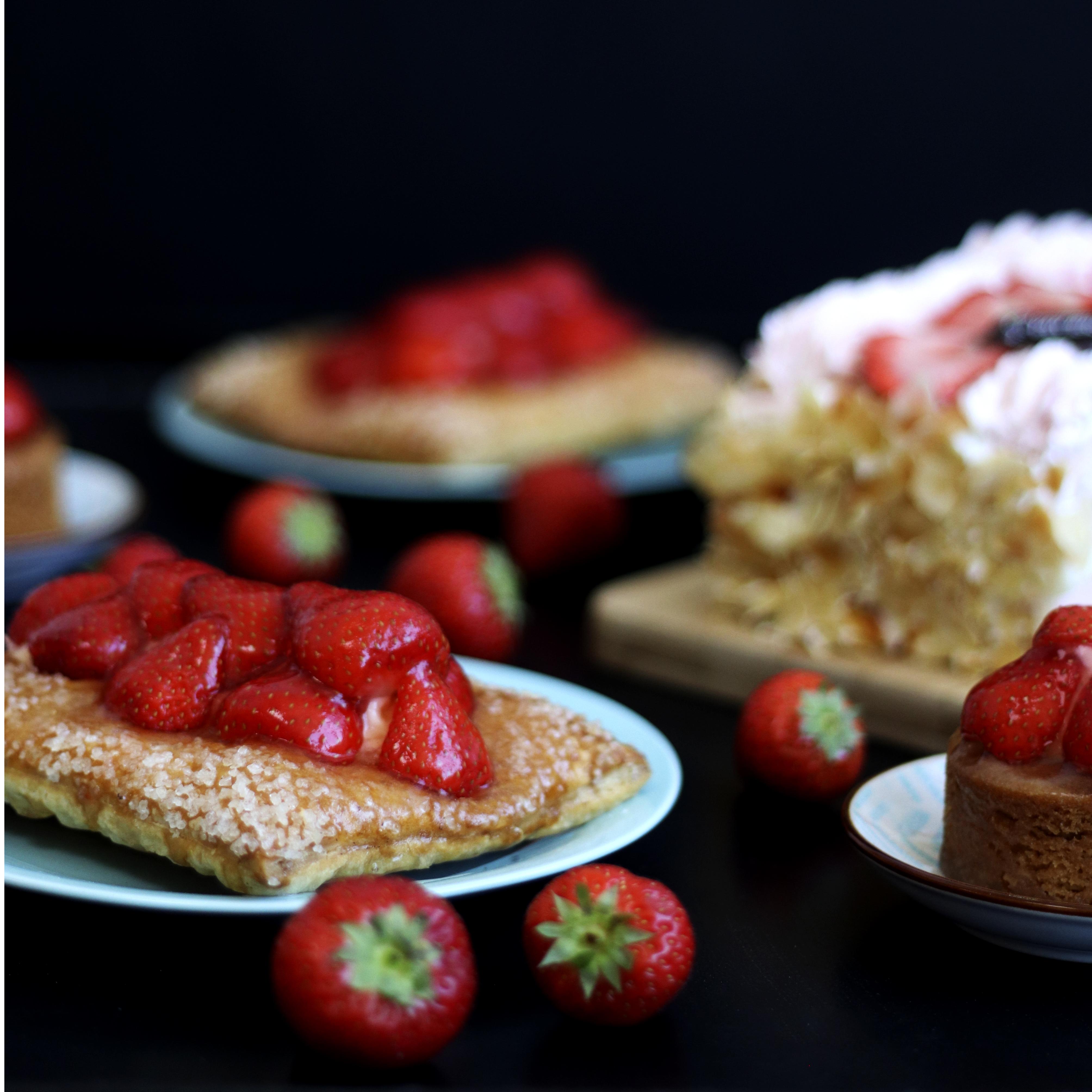 Hmmmm, aardbeien!